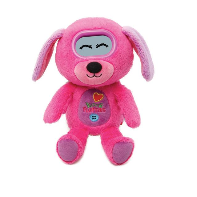 VTECH - KIDIFLUFFIES - Pinky chien - 194005