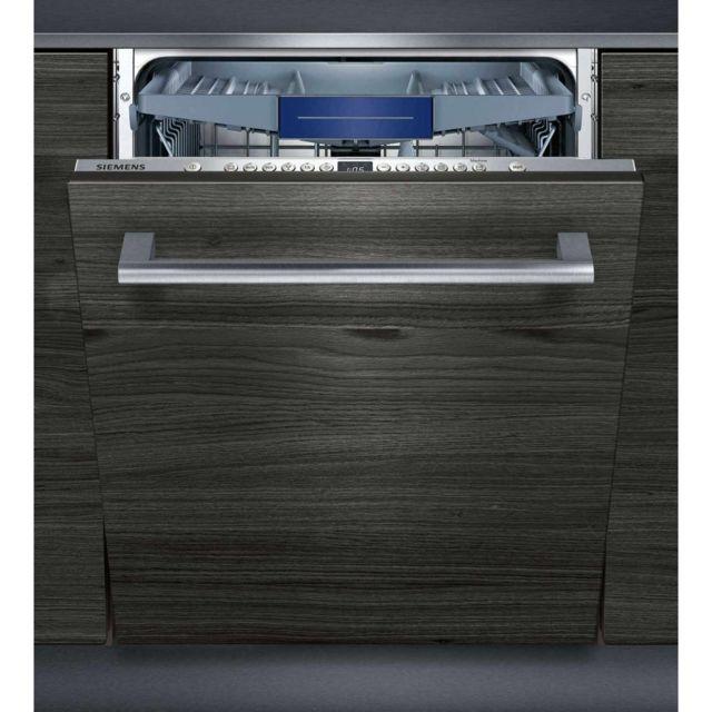 Siemens Lave-vaisselle Tout Intégré 60 Cm Sn 736 X 19 Ne