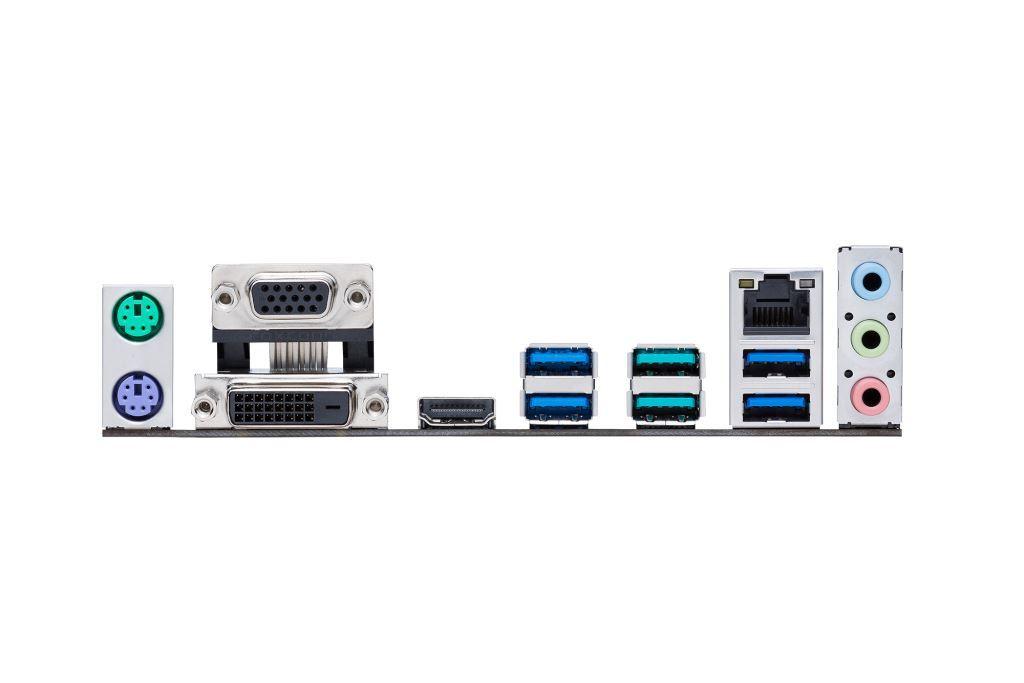 Carte mère AMD PRIME B350M-A - Ryzen - Socket AM4
