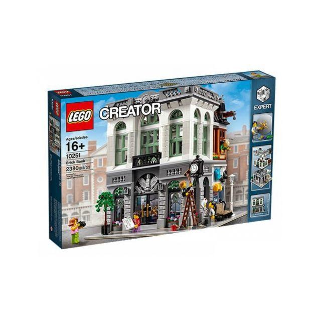 Lego 10251 La banque de briques, r, Creator Prestige 10251 La banque de briques, Lego(r) Creator Prestige