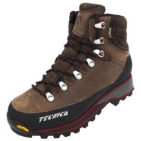 0d349189b1a Tecnica - Chaussures marche randonnées Trek alps ld gtx vibram Marron 79975