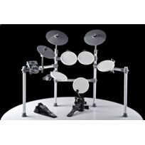 Xdrum - Dd-516 E-drum Set, Blanc