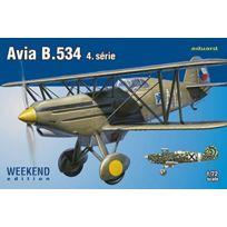 Eduard - Weekend 1:72 - Avia B.534 Iv Serie WEEKEND