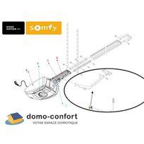 Somfy - Bras de liaison pour moteur Gdk / Ls / Keasy / Axorn / Dexxo / Gdt