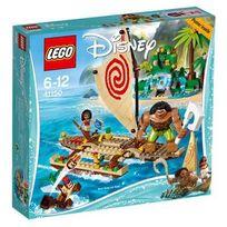 Lego - Vaiana - 41150-Le voyage en mer de Vaiana