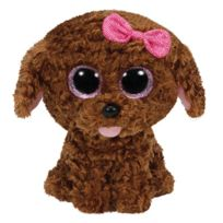TY - Peluche Boo's 23cm Maddie Le Chien