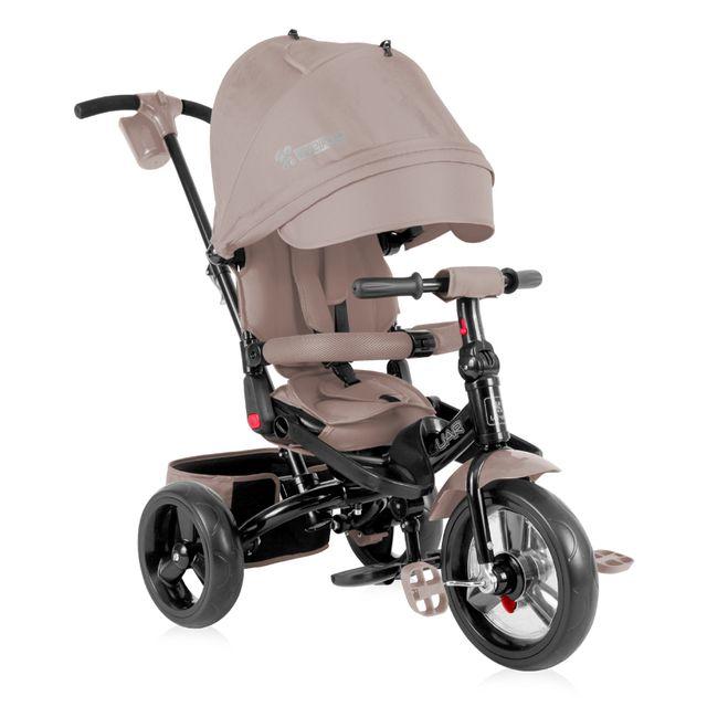 lorelli tricycle volutif pour b b enfant jaguar. Black Bedroom Furniture Sets. Home Design Ideas
