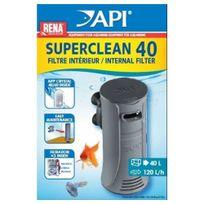 Rena Api - Filtre Intérieur SuperClean 40 pour Aquarium