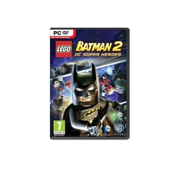 Lego batman 2 dc super heroes import anglais achat jeux - Jeux lego batman 2 gratuit ...