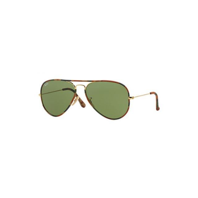 6b7817bf91bc27 Ray-Ban - Lunette de soleil Rayban Rayban Rb3025JM T.55 collection Aviator  - pas cher Achat   Vente Lunettes Aviateur - RueDuCommerce