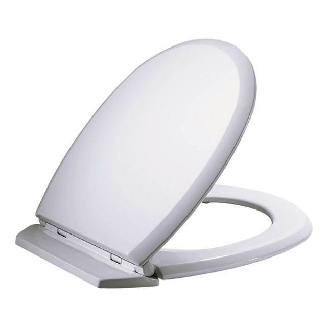 allibert abattant wc blanc 819878 pas cher achat vente abattant wc rueducommerce. Black Bedroom Furniture Sets. Home Design Ideas