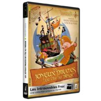 Dvd - Les Joyeux Pirates De L'île Au Trésor