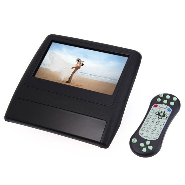 Auto-hightech Autoradio De Voiture avec Hdmi 800 x 480 et Écran Lcd - Noir