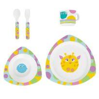 assiette plastique enfant achat assiette plastique enfant pas cher rue du commerce. Black Bedroom Furniture Sets. Home Design Ideas