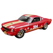 Acme - Ford Mustang Shelby Gt350 H , 314 Rent a Racer 1966 1/18 - A1801823