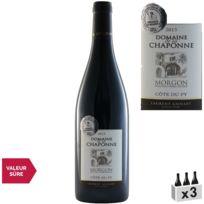 Domaine De La Chaponne - Laurent Guillet - Morgon Côte du Py Rouge 2015 x3