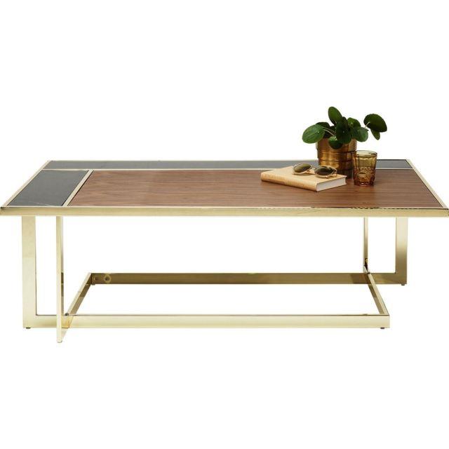 Table Basse Kare Design.Table Basse Sacramento Rectangulaire 120x70cm Kare Design
