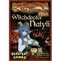 Slugfest Games - Jeux de société - Sfg015 The Red Dragon Inn Allies: Witchdoctor Natyli