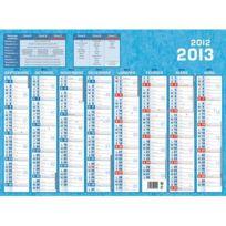 Bouchut Grandremy - Calendrier septembre à décembre millésimé