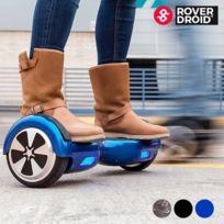 Totalcadeau - Gyropode électrique à 2 roues d auto équilibrage Couleur - Noir