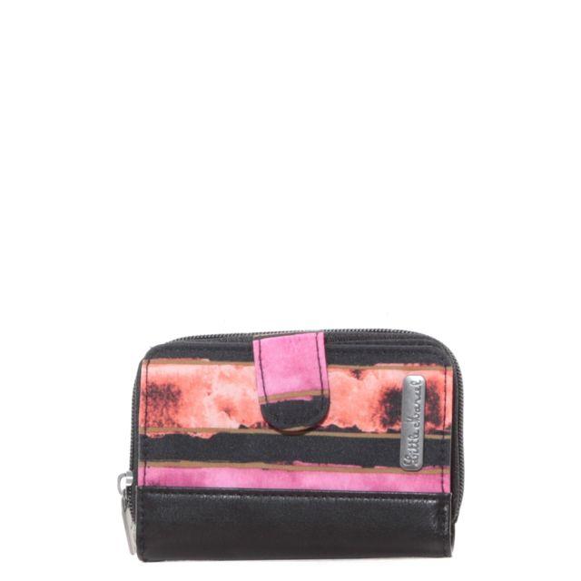 Little marcel porte monnaie naguy ray noir pas cher achat vente sacs main rueducommerce - Porte monnaie little marcel ...
