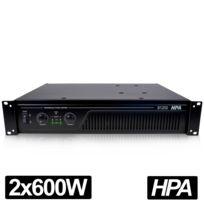 Hpa - Amplificateur pro Dj Sonorisation 1200W Rms