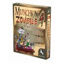 Pegasus Spiele - Munchkin Zombies 4: VerschleißTEILE