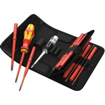 Wera Tools - Kraftform Kompakt Vde 60 iS/65 iS/67 iS/16, 16 pièces - 05003484001
