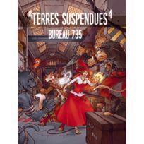 Les Vagabonds Du Reve - Jeux de rôle - Terres Suspendues 4eme Edition: Livre de Base