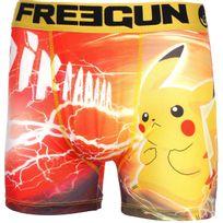 Freegun - Sous vêtement boxer Atk jaune/nr boxer Jaune 56675
