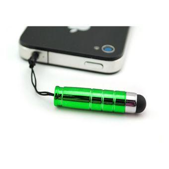Lapinette - Mini Stylet Ecran Tactile Pour Blackberry Q5 - Vert