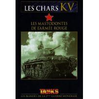 Arcades Video - Les Chars Kv - Dvd - Edition simple