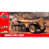 Airfix - Maquette Half-track de Rommel