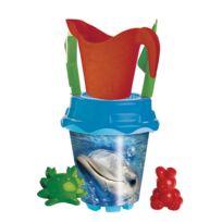 Unice Toys - Seau Garni Décoré Océan Modèle Aléatoire