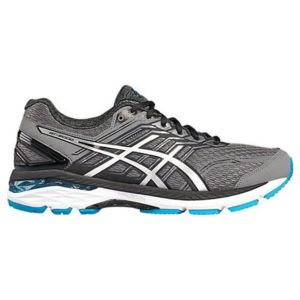 Asics - Chaussures Gt-2000 5 2017 Grise - 41 1/2