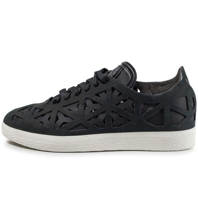adidas gazelle platform noir