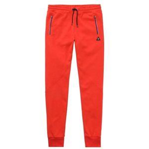 le coq sportif pantalon homme rouge