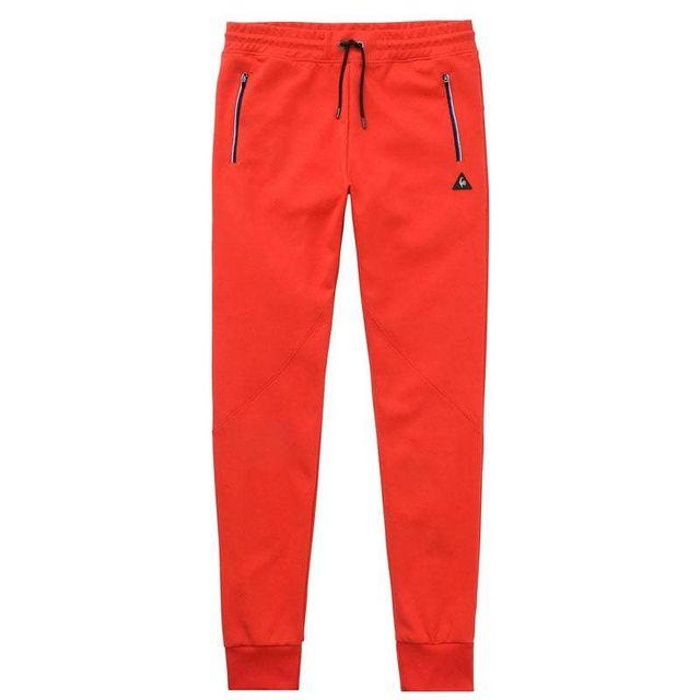 df8dbf7c573 Le Coq Sportif - Pantalon training 1720493 Sta Sp CotonTech Pant N°1 M pur  rouge - pas cher Achat   Vente Survêtement homme - RueDuCommerce