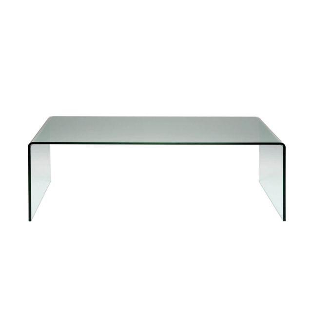 Karedesign Table Basse Clear Club Basic 120x60cm Kare Design