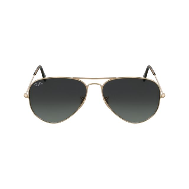 Ray-Ban - Ray Ban - Aviator metal Rb3025 181 71 Or - Havane ... 70671ec2593b
