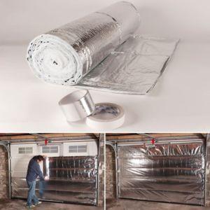 Idmarket   Kit Isolation Thermique Spécial Porte De Garage