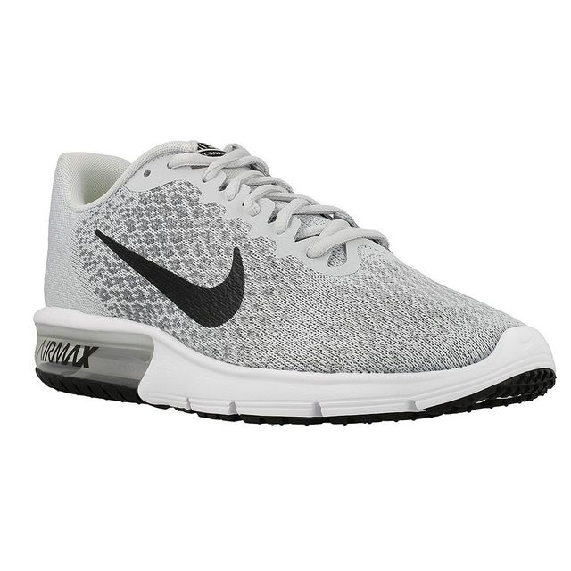best service 0dd6c 3e8e9 Nike - Air Max Sequent - pas cher Achat  Vente Chaussures running -  RueDuCommerce
