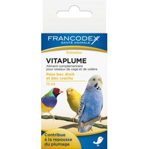Francodex - Vitaplume - Flacon de 15 ml