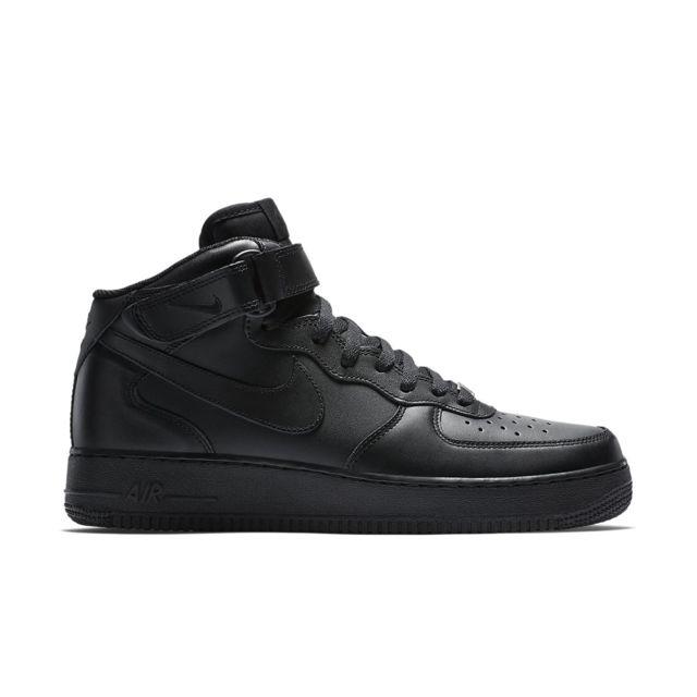 2a2c74b3802cda ... Baskets Blanc  hot sale online 09b77 47fef Nike - Basket Air Force 1 Mid  - 315123-001 ...