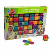 Baby Smile - 35 Cubes à Picots