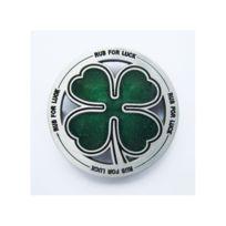 Boucle de ceinture trefle a 4 feuilles pub for luck ireland. UNIVERSEL ... e708a5b8f82