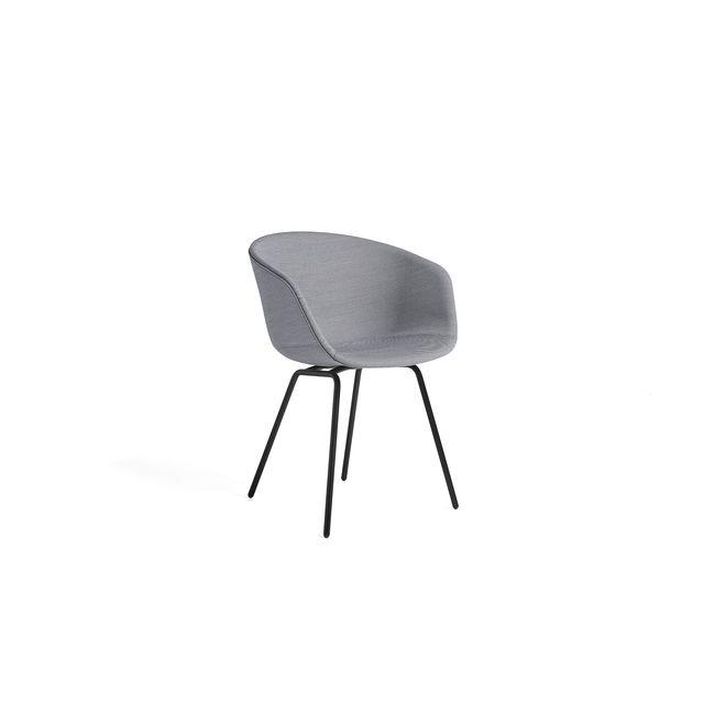 Hay About A Chair Aac 27 - HaykvadratSurfaceByHay120 - noir