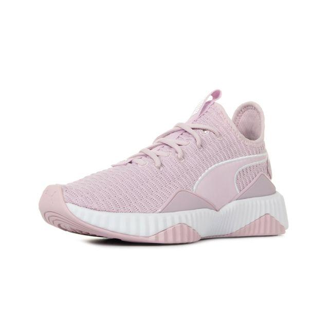 Abordable Basket Sneaker Puma Haute Qualité Defy Blanche