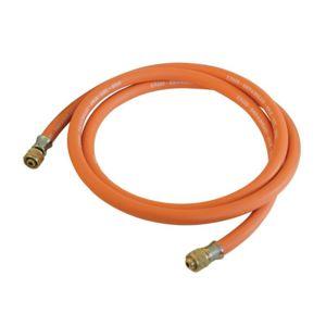 silverline tuyau gaz avec connecteurs 2 m pas cher achat vente accessoires de soudure. Black Bedroom Furniture Sets. Home Design Ideas