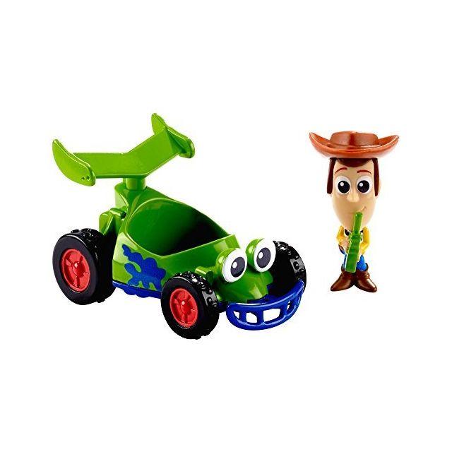 Disney Pixar Toy Story Mini Woody & Rc